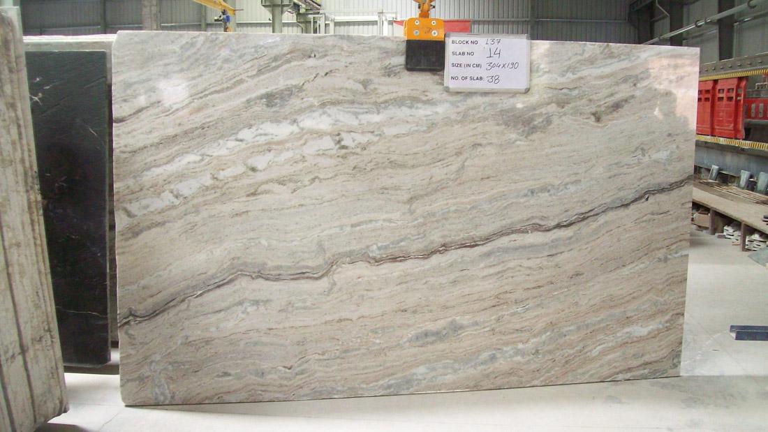 Fantasy Brown Marble Slabs Indian Marble Slabs