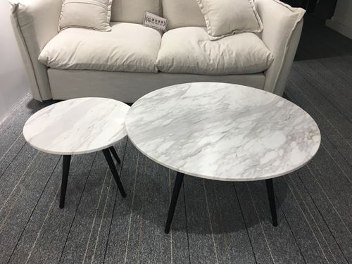 Volakas Table Home Decoration White Marble Table