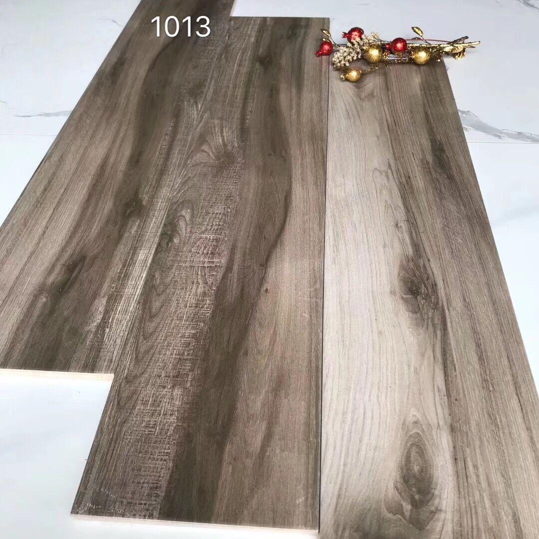Brown Wood Ceramic Floor Tiles