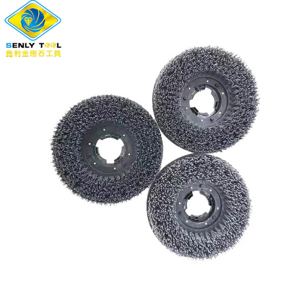 Antique Grinding Abrasive Brush for StoneGraniteMarble Polishing Antique Surface