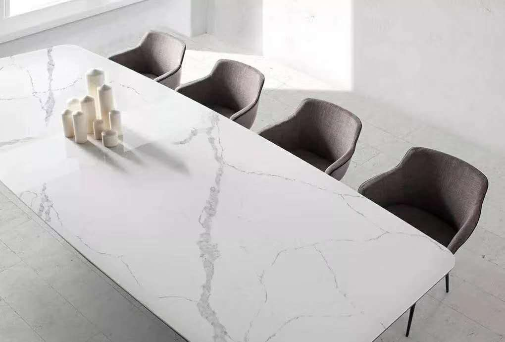 Artificial  quartz table