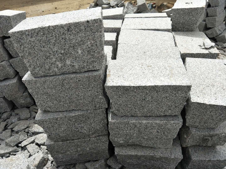 Gray G602 cubes
