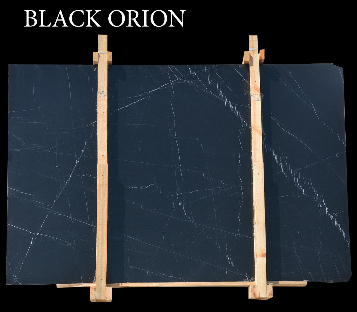 Black Orion Marble Slabs