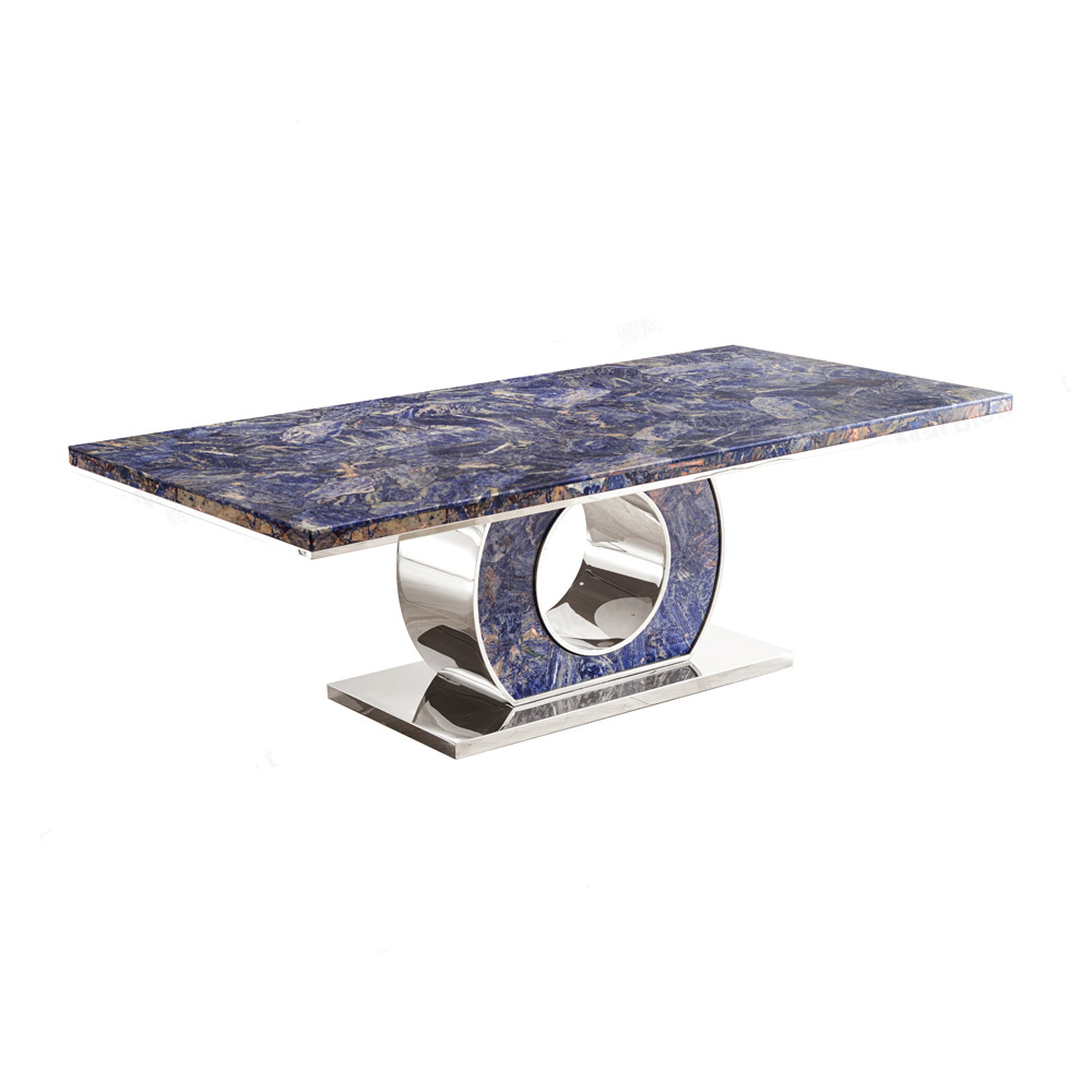 Greece Grey Marble Table