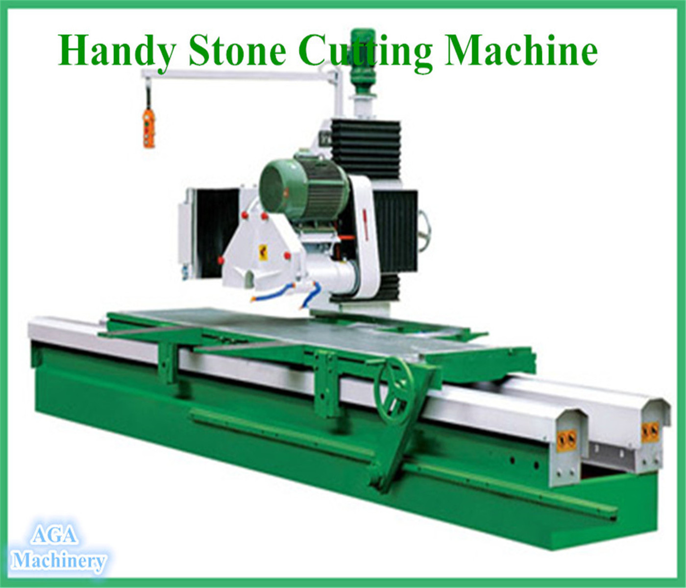 Stone Machine for Cutting Granite Marble Tiles Counter-Tops for Sale