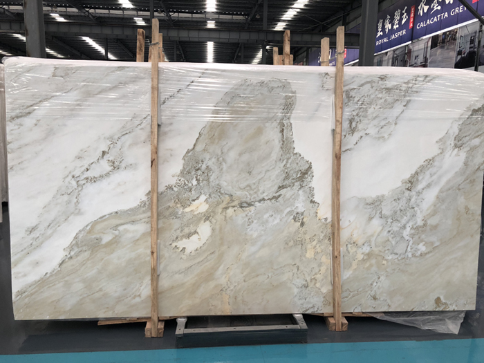 Landscape Marble Chinese Mountain White Marble