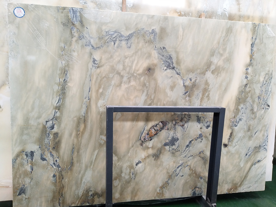 18mm thickness China white marble slabs wholesale