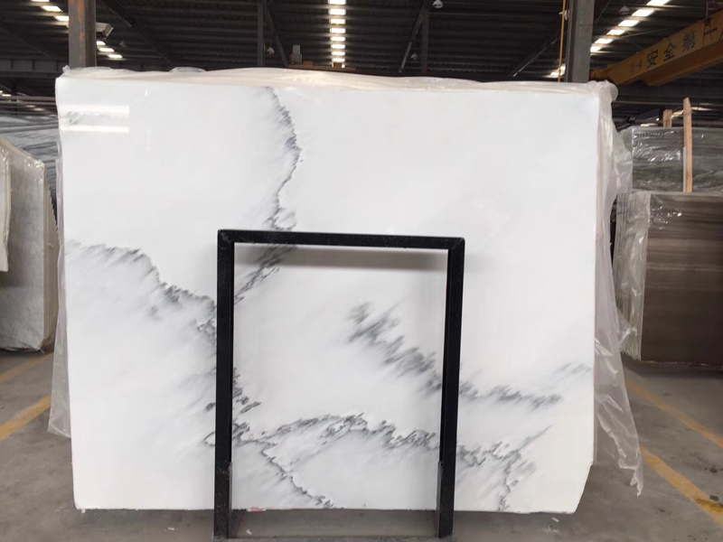 Calacatta Grey Marble Chinese Ink Marble