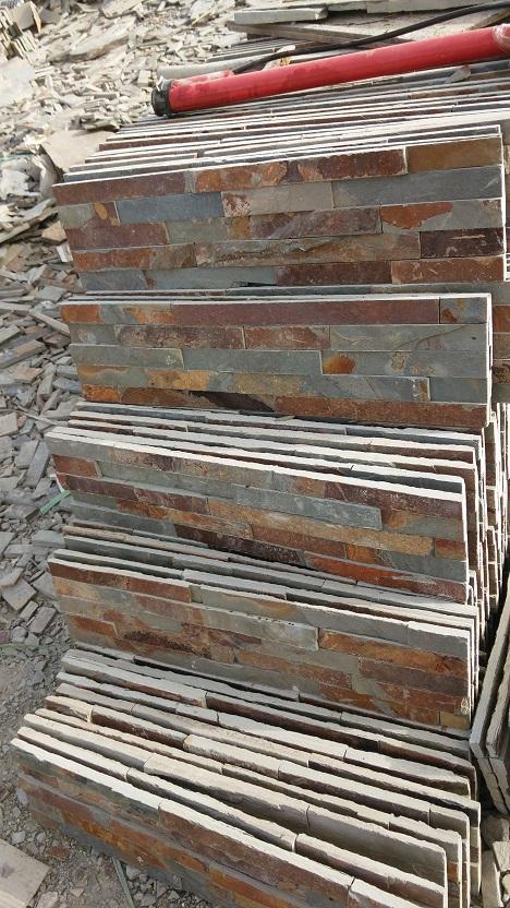 Rusty Nature Slate Culture Stone