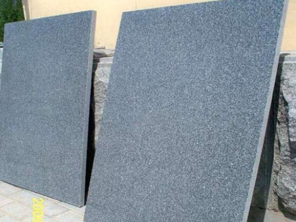 Sesame black  granite