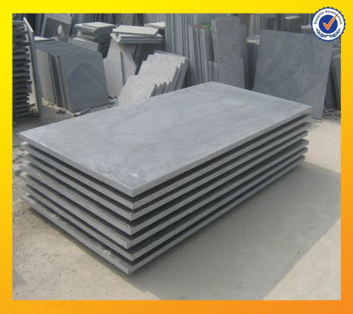 China Blue limestone slabs sale