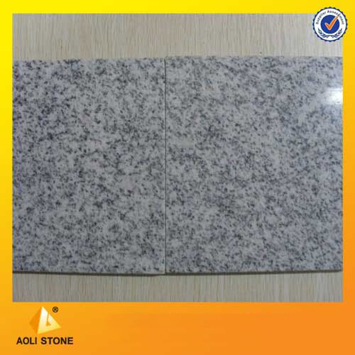 silver grey granite stone tiles