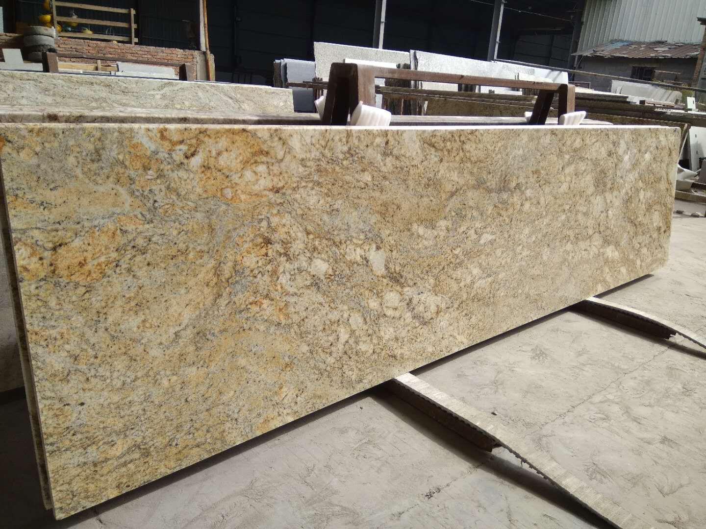 Venetian Gold Granite Countertops