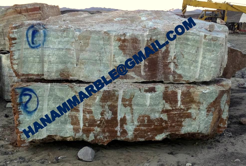 Pakistan Onyx Blocks