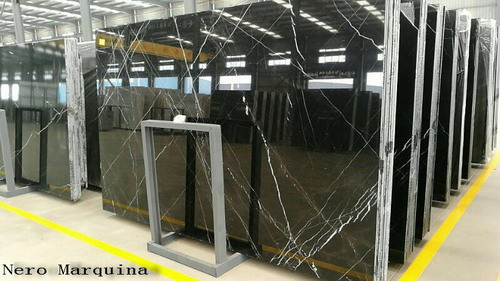 China Nero Black Marquina