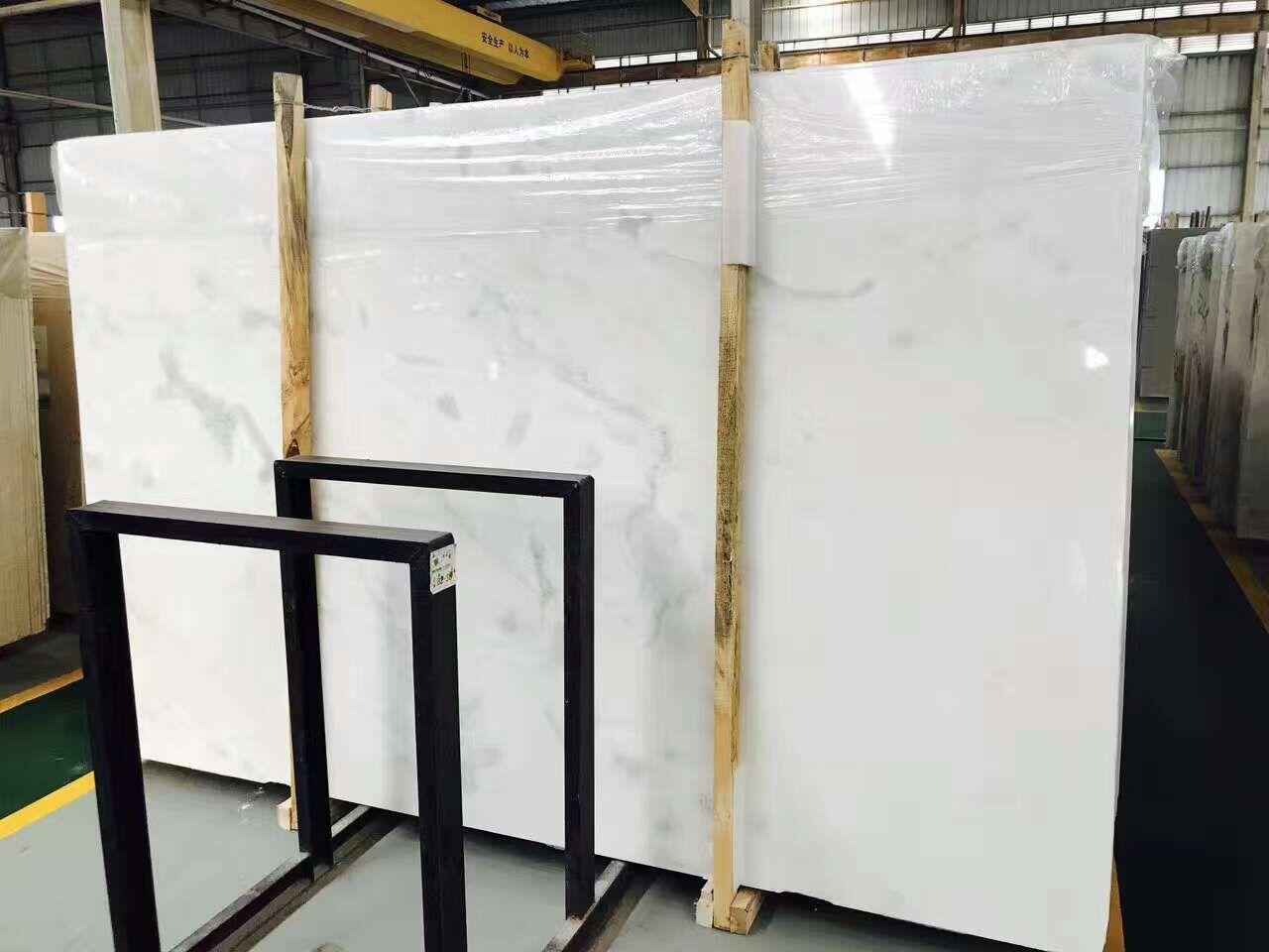 Fantasy White Marble slabs