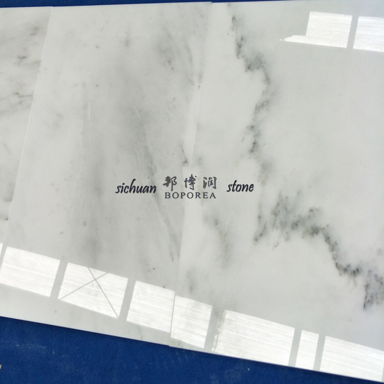 Best price Italian marble flooring border design 24x24tlie