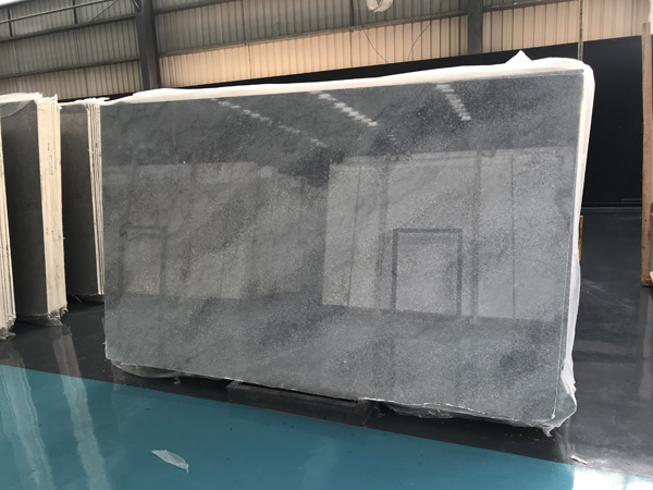 Crystal Grey Marble Grey Crystal Marble Slab&Tile