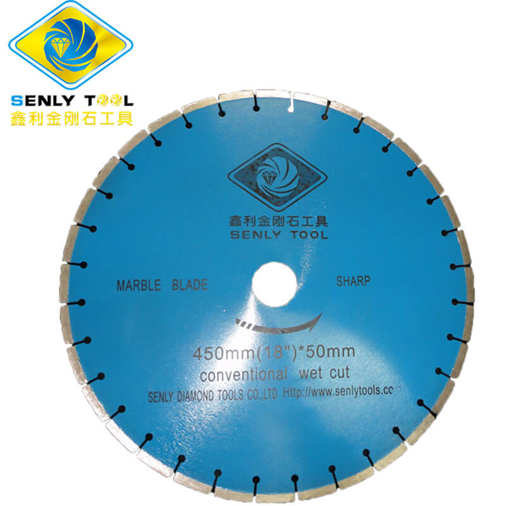 Diamond Stone Saw Blade Cutting Tools for Marble