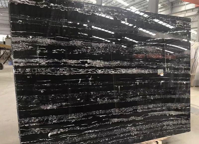 silver dragon marble  silver portoro marble slab  cut to size