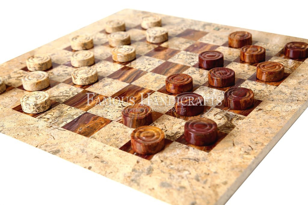 Onyx & Marble Chess Sets