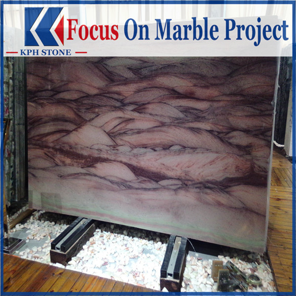 Luxury Stone Violet Water Side Marble