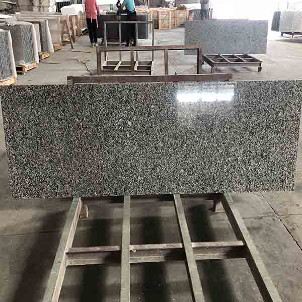 Swan White Granite Countertop