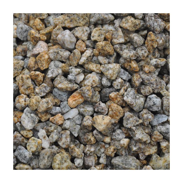 Gs-020 Giallo Cecilia Pebble Gravel Stone