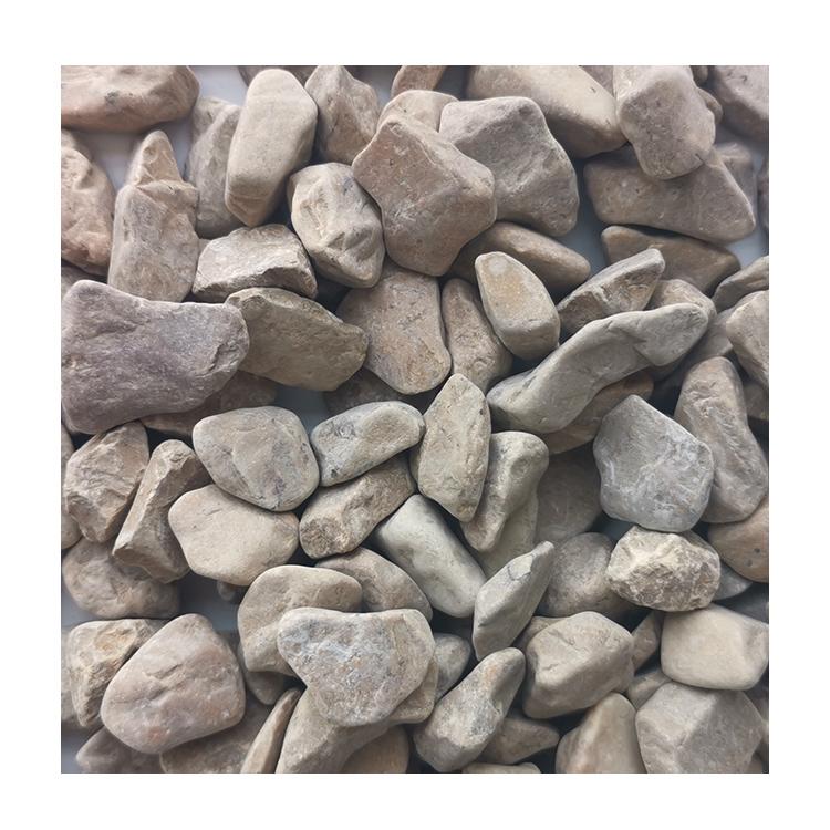 Chinese Hb-001 Yellow Pebble Gravel Stone