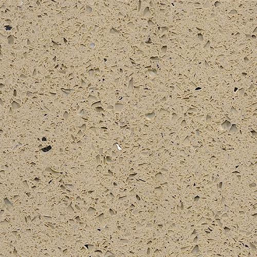 Star beige color artificial quartz stone China