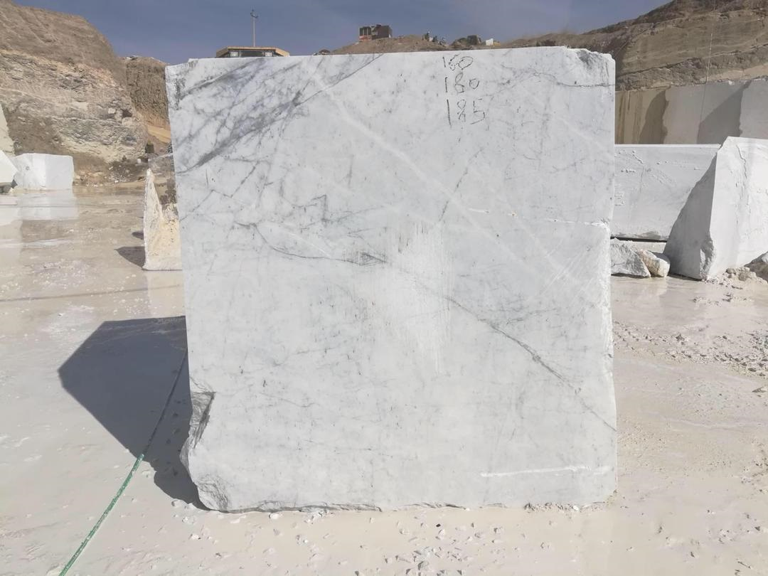 White Cristal Marble