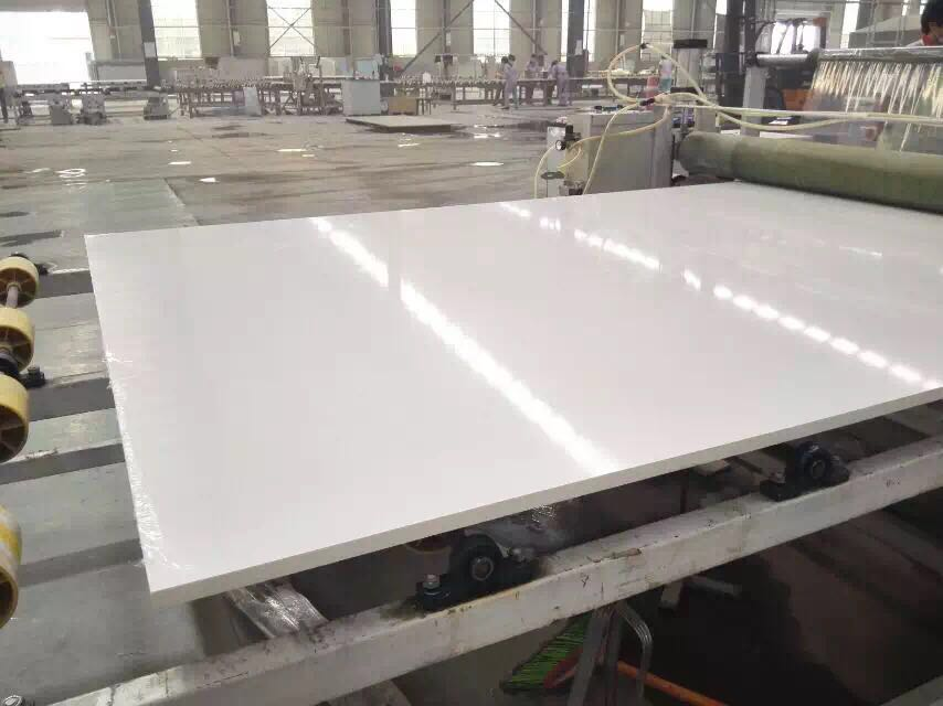 China Quartz Stone White Slabs