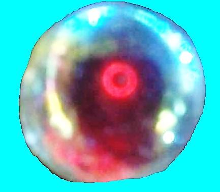 Quartz clear Diamond multiple colours