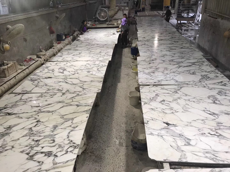 1.8cm Arabescato Marble