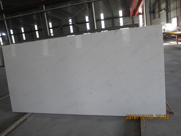 Shadow Grey Quartz slabs