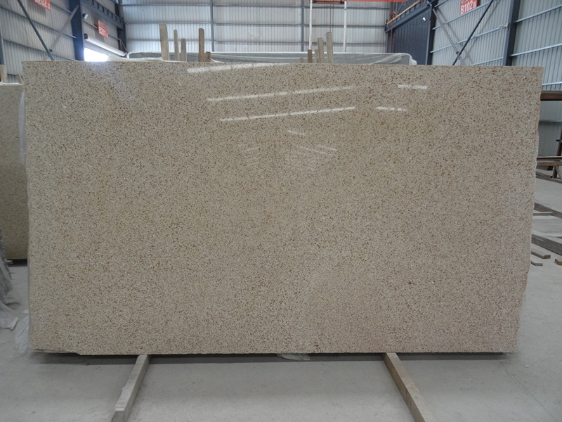 G682 Sunset Gold Granite Big Slabs