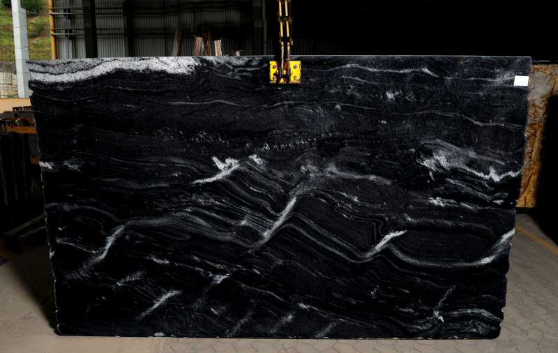 Astrus Granite Black Granite Slabs