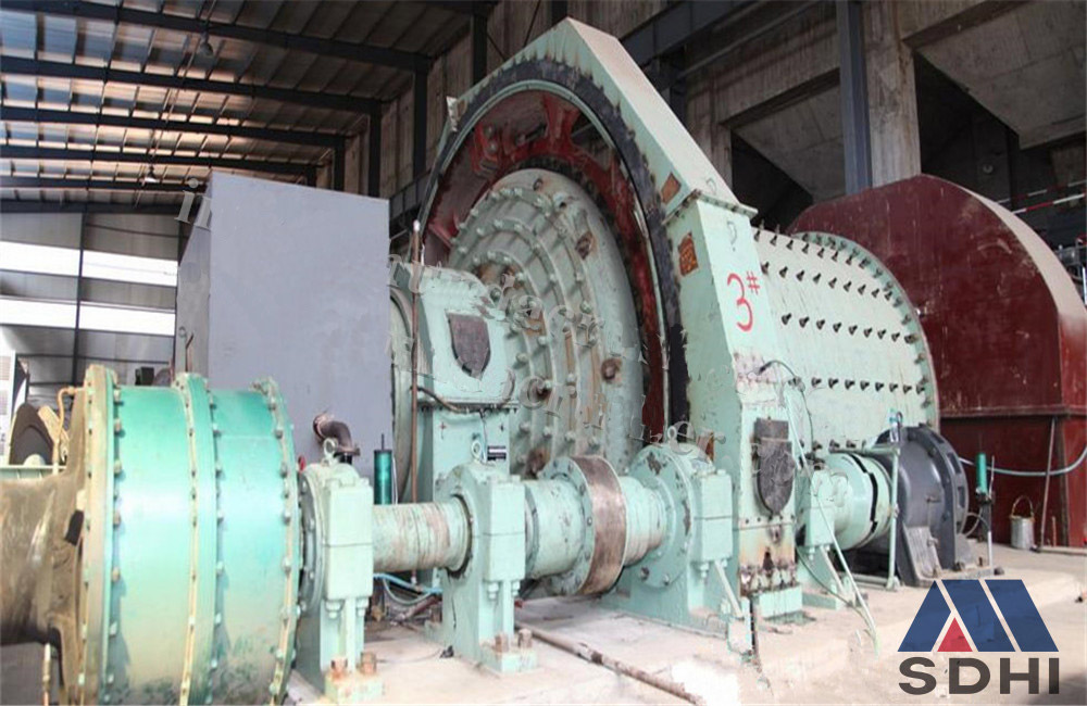 ball mill for grinding stone powder in marblegranite quarry