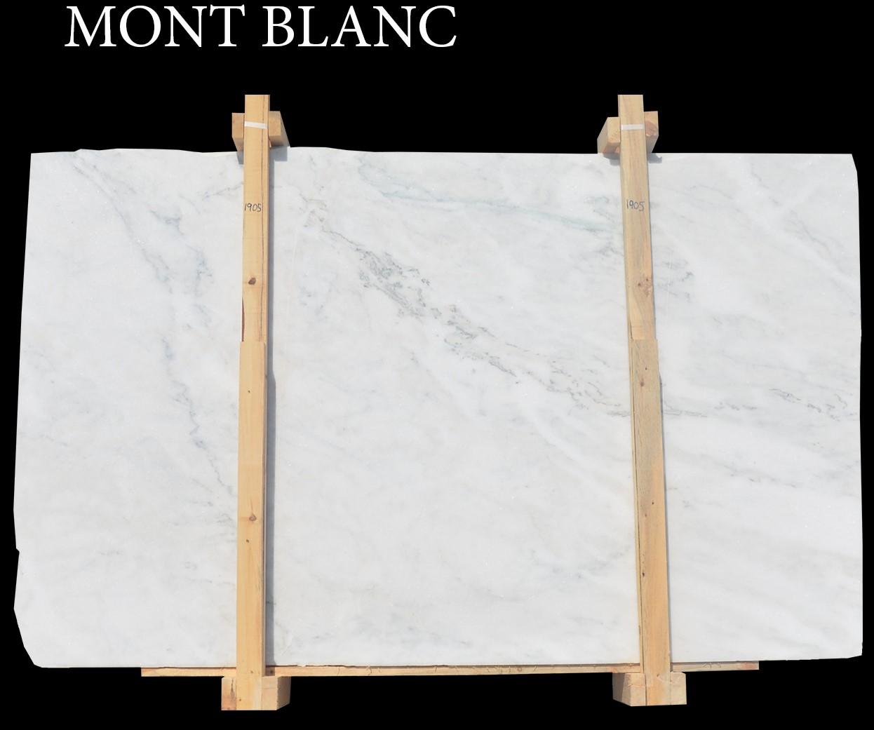 Mugla White Marble Slabs  Mont Blanc Slabs
