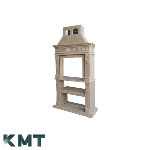 Outdoor Stone Barbeque BBQ-15001