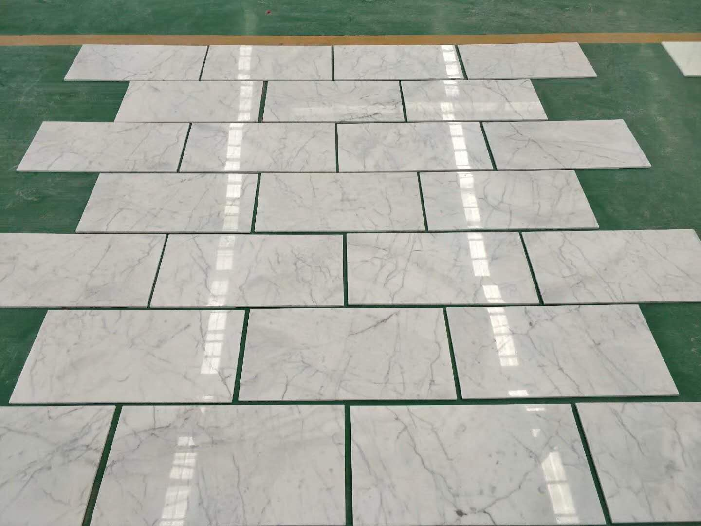 Karala Tiles White Polished Marble Slabs