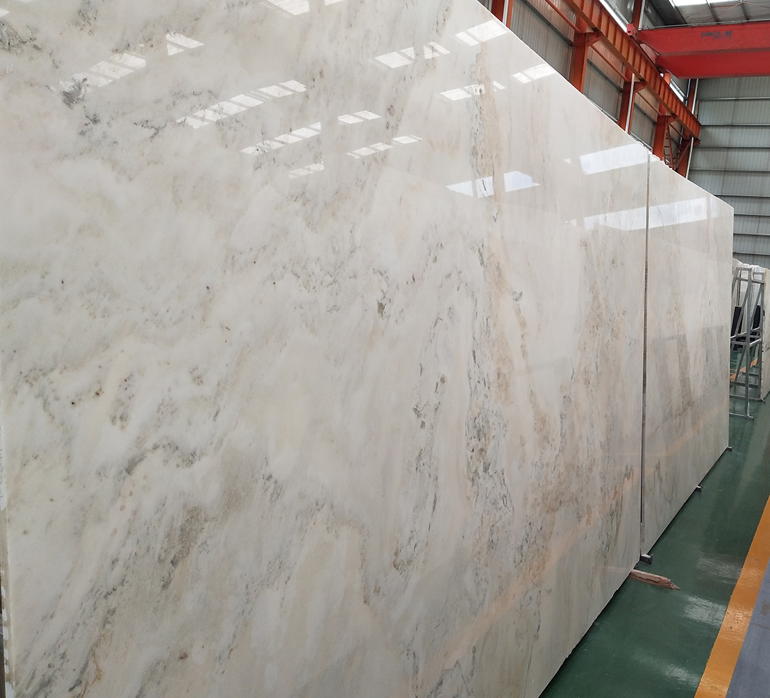 China White color marble for background wall