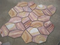 CPMA-015 Sandstone Mosaic