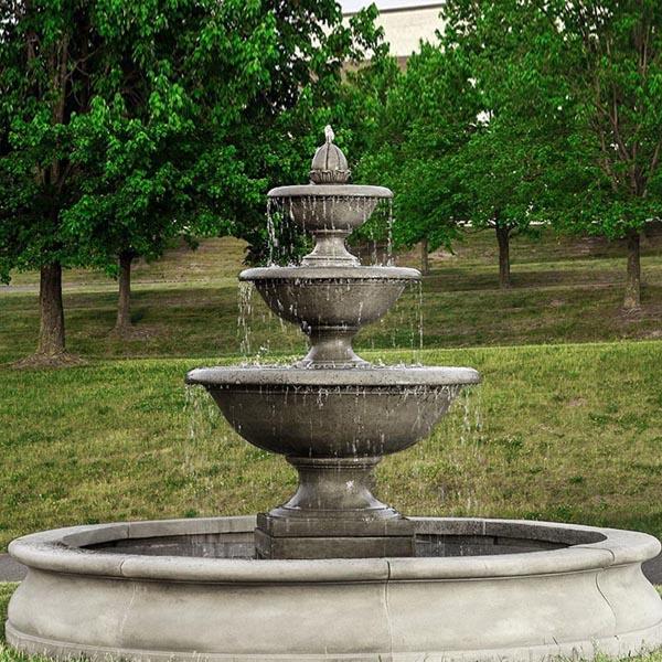 Nice Granite Fountain