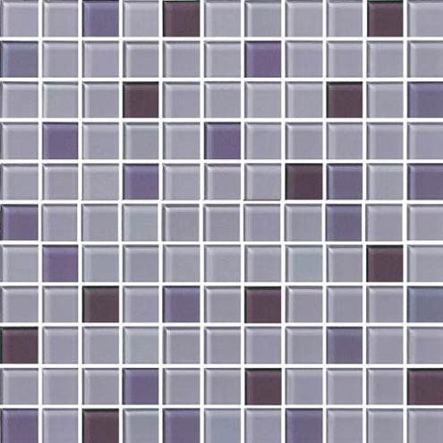 Crystal mosaic 25 x 25mm