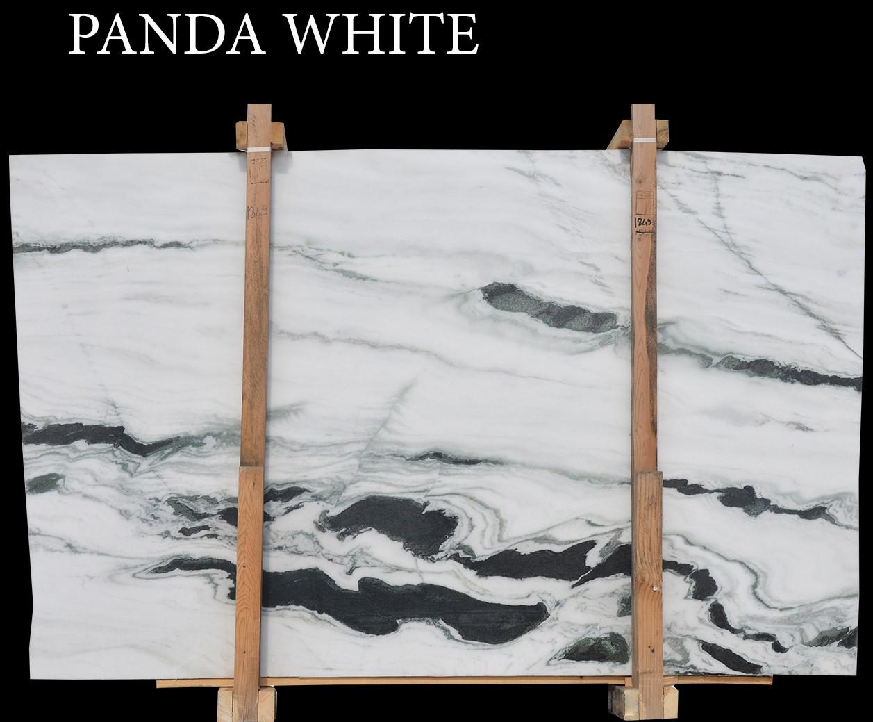 Panda White Slabs