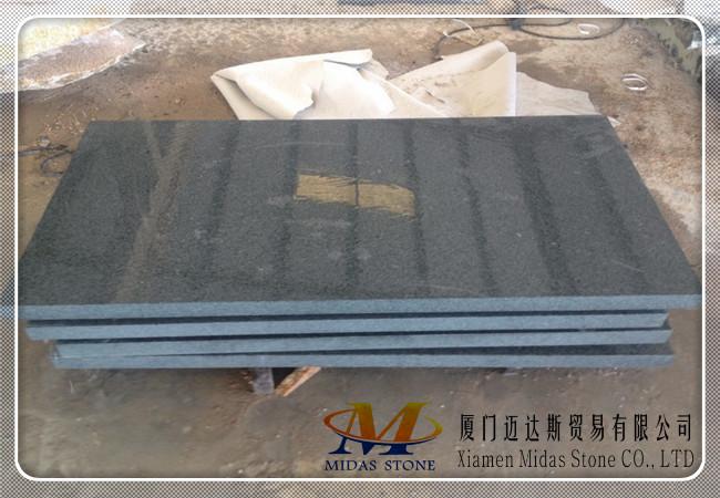 Zhangpu Green Granite Tiles