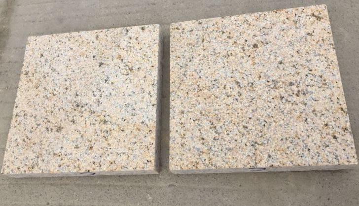 G682 Misty Brown Granite Tile & Slab