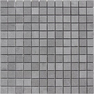 Grey granite mosaic