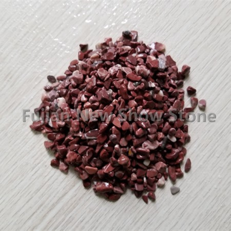 Ns08 red pebble stone